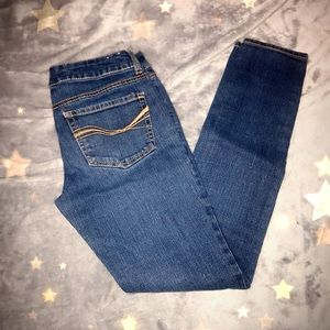 ⭐️ SO Blue Skinny Jeans Size 3